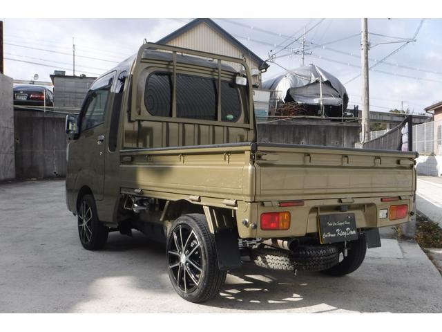 ダイハツ ハイゼットトラック ジャンボ 4WD走行2.5万キロ社外15AWナビETC