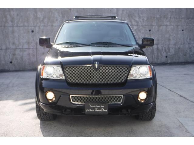 リンカーン リンカーン ナビゲーター アルティメイト 4WD 社外24AW アルパインナビ 本革