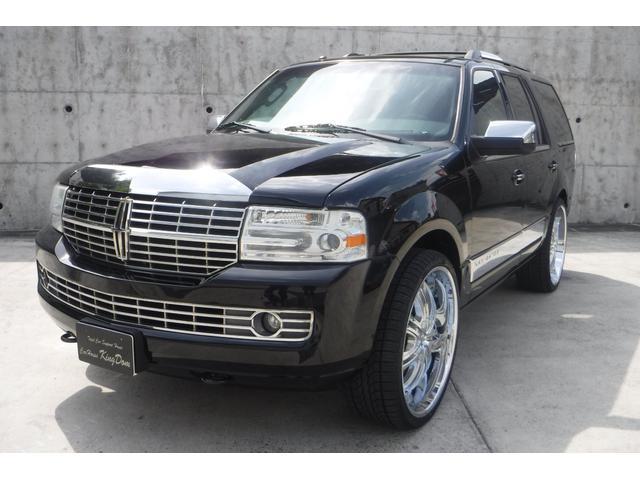 「リンカーン」「リンカーン ナビゲーター」「SUV・クロカン」「大阪府」の中古車25