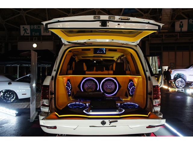 「レクサス」「LX」「SUV・クロカン」「奈良県」の中古車2