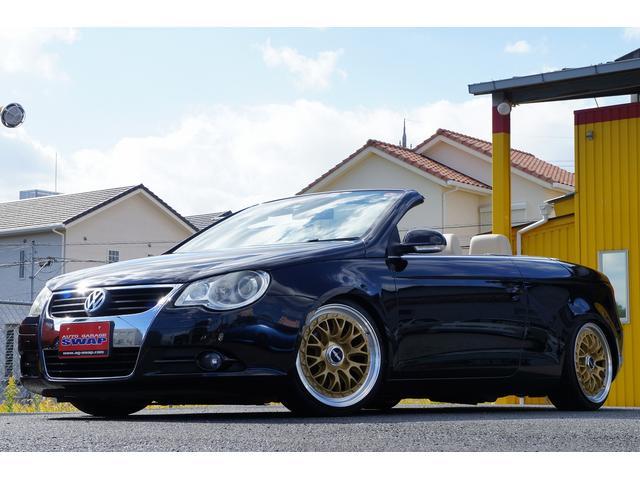 「フォルクスワーゲン」「VW イオス」「オープンカー」「奈良県」の中古車4