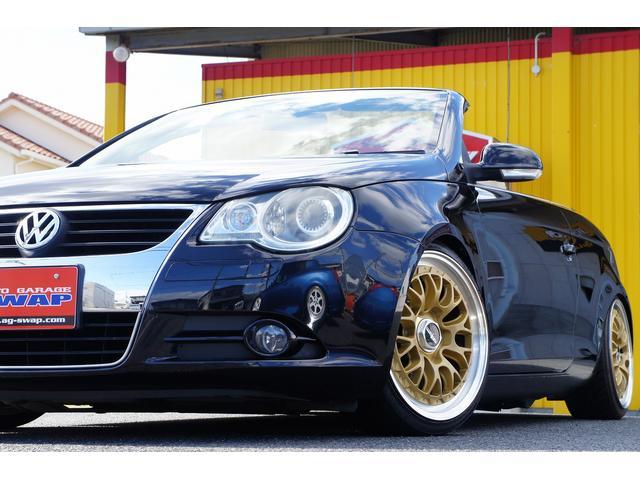 「フォルクスワーゲン」「VW イオス」「オープンカー」「奈良県」の中古車6