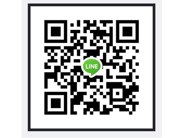LINEでのお問い合わせも大歓迎でございます。詳細写真などお送り致しますので、QRコードを読み込みお気軽にお問い合わせ下さいませ。
