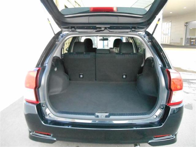 トヨタ カローラフィールダー 1.5G エアロツアラー HDDナビ