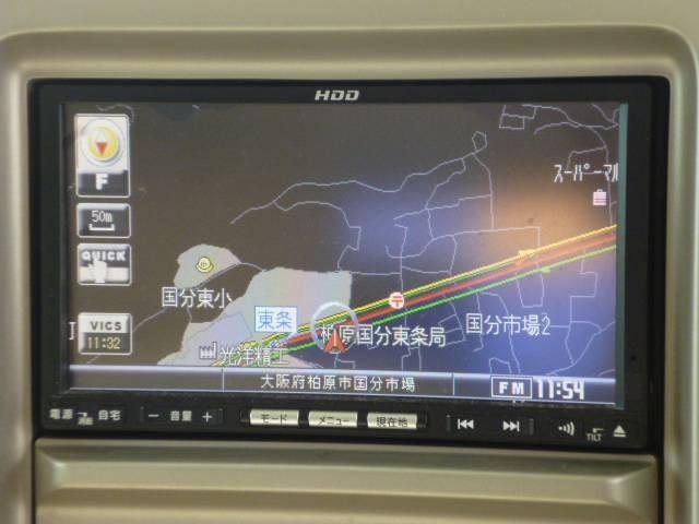 日産 キューブ 15M HDDナビ HID インテリキー