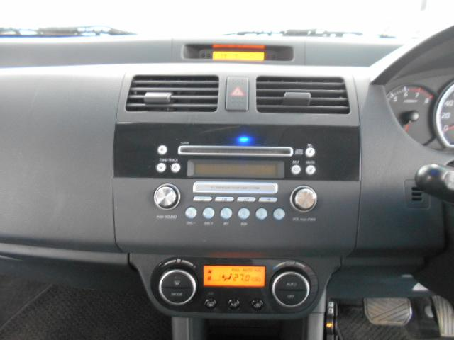 スズキ スイフト 1.2XG 純正CDデッキ キーレス 社外マフラーR