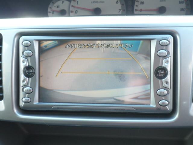 トヨタ ヴォクシー Z 煌II DVDナビ Bカメラ 左電動スライドドア