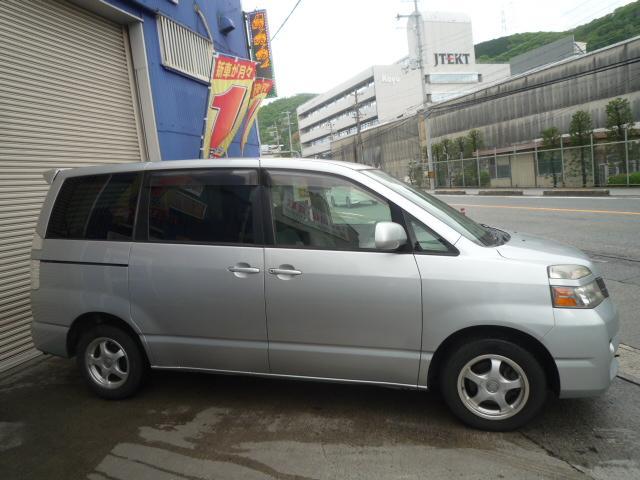 トヨタ ヴォクシー X 両側電動スライド 地デジ バックカメラS