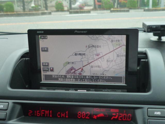マツダ アテンザスポーツ 23S HDDナビ インテリキー バックカメラ