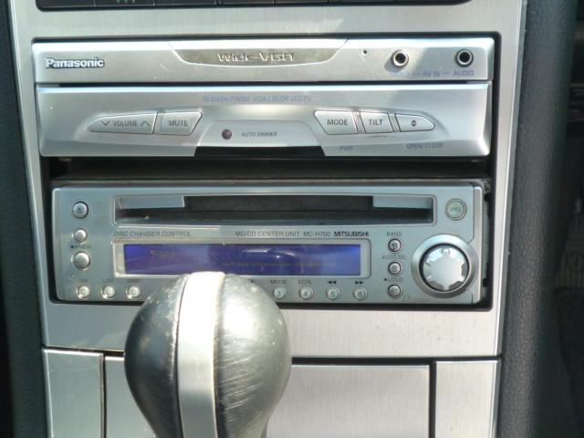 日産 ステージア 250RX CD キーレス ETC