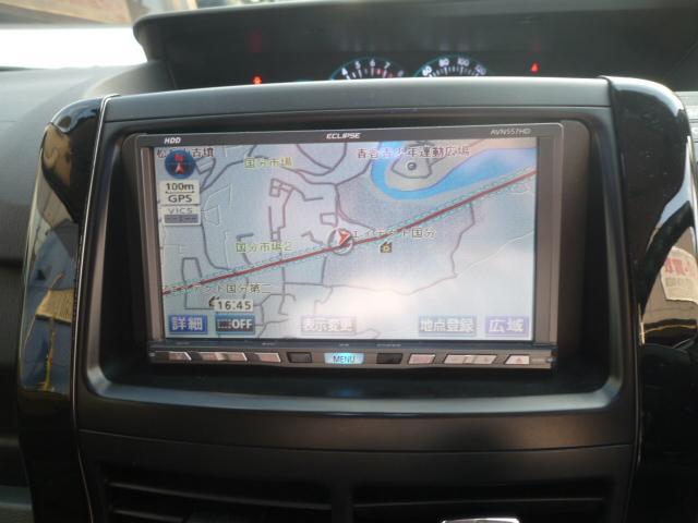 X Lエディション 左電動スライド フルセグ HDDナビ(4枚目)