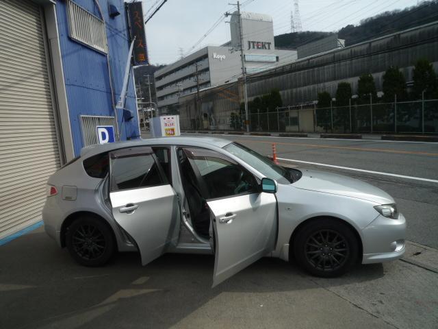 「スバル」「インプレッサ」「コンパクトカー」「大阪府」の中古車30