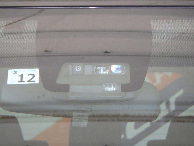 Si 衝突被害軽減装置 片側自動ドア LEDランプ Bカメ エアロ ABS 地デジTV アイドリングストップ ナビTV ETC スマートキー メモリーナビ 盗難防止システム CD 3列シート アルミホイール(18枚目)