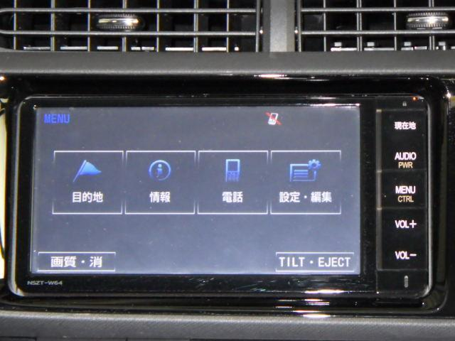 S キーレス付 ナビ/TV VSC バックC LEDヘッド ETC装備 パワーウインドウ CDオーディオ イモビ スマキー DVD AC AUX接続 パワステ メモリナビ ABS エアバック ワンオーナ-(8枚目)