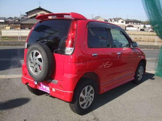 「ダイハツ」「テリオスキッド」「コンパクトカー」「奈良県」の中古車6