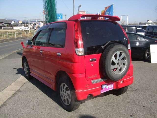 「ダイハツ」「テリオスキッド」「コンパクトカー」「奈良県」の中古車8