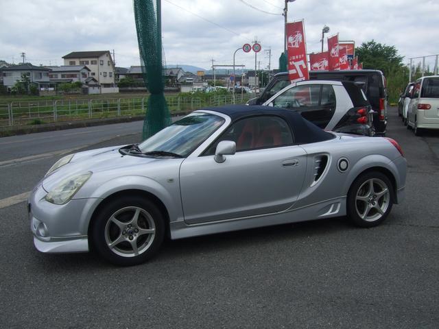 「トヨタ」「MR-S」「オープンカー」「奈良県」の中古車5