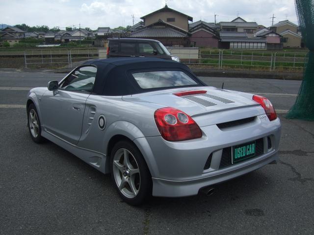 「トヨタ」「MR-S」「オープンカー」「奈良県」の中古車6