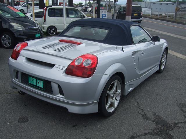 「トヨタ」「MR-S」「オープンカー」「奈良県」の中古車7