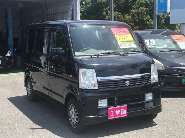 「スズキ」「エブリイワゴン」「コンパクトカー」「奈良県」の中古車3