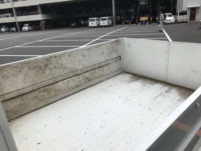 清掃ダンプ 5MT エアコン パワステ 修復歴無 車検整備付(5枚目)