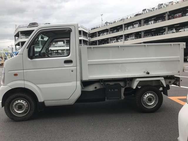 清掃ダンプ 5MT エアコン パワステ 修復歴無 車検整備付(7枚目)