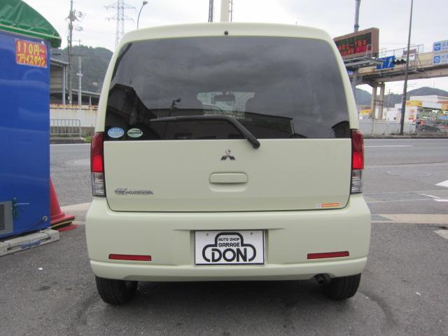 三菱 eKワゴン M キーレス CDデッキ 電格ミラー