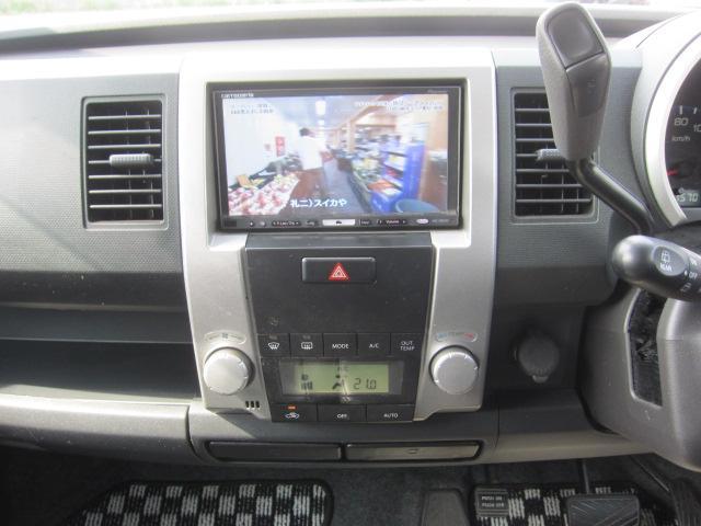 スズキ ワゴンR RR-Sリミテッド Tチェーン HDDナビ フルセグ