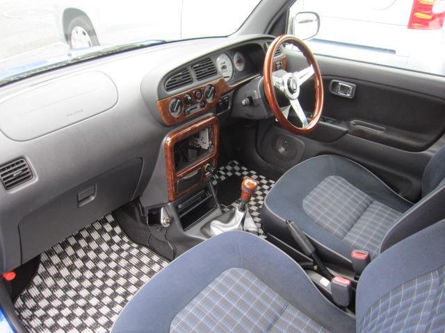 ダイハツ ミラジーノ ミニライトスペシャルターボ 4WD 5MT ローダウン