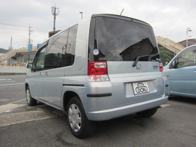 ホンダ モビリオ W HDDナビファインエディション 4WD Tチェーン