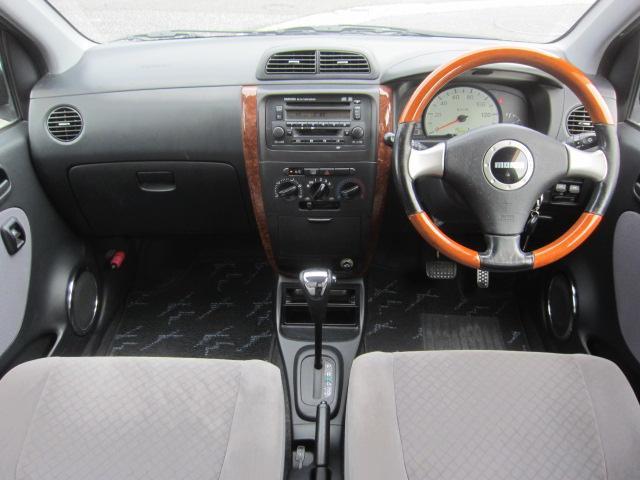 X 4WD キーレス CDデッキ ウッドコンビハンドル(14枚目)