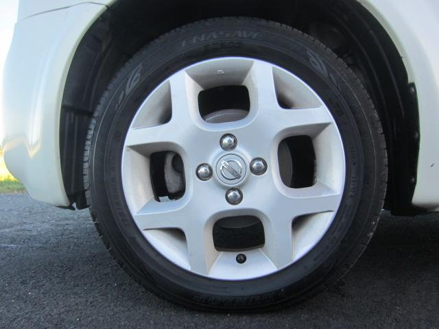 14S FOUR 4WD タイミングチェーン DVDナビ スマートキー HIDヘッドライト(21枚目)