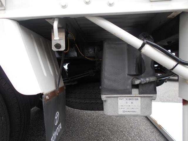 トヨタ ダイナトラック ジャストローDX  パワーゲート