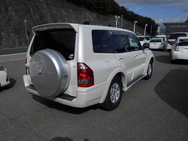 「三菱」「パジェロ」「SUV・クロカン」「兵庫県」の中古車5
