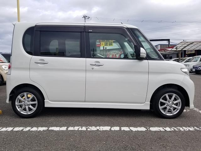 「ダイハツ」「タント」「コンパクトカー」「和歌山県」の中古車4