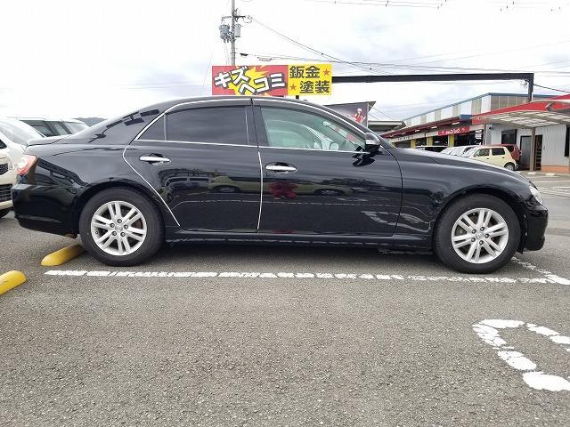 「トヨタ」「マークX」「セダン」「和歌山県」の中古車4
