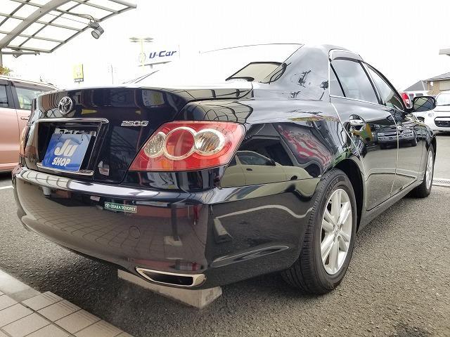 「トヨタ」「マークX」「セダン」「和歌山県」の中古車5