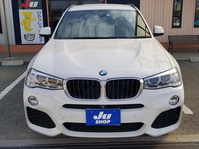 「BMW」「BMW X3」「SUV・クロカン」「和歌山県」の中古車2