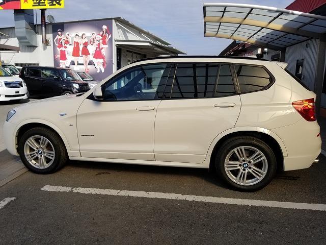 「BMW」「BMW X3」「SUV・クロカン」「和歌山県」の中古車8