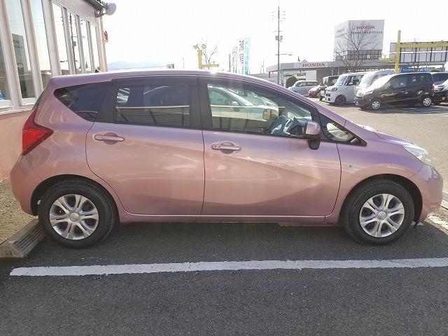 「日産」「ノート」「コンパクトカー」「和歌山県」の中古車4