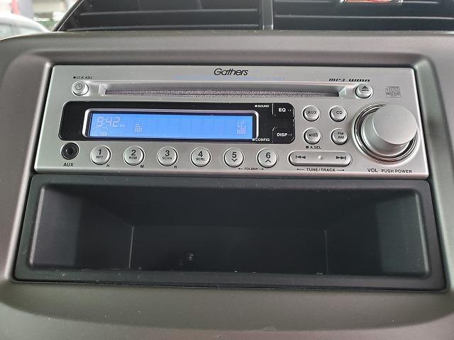 純正CDステレオ付き♪ナビ・用品等の取り付けもお任せ下さい!!持ち込みもご相談下さい♪