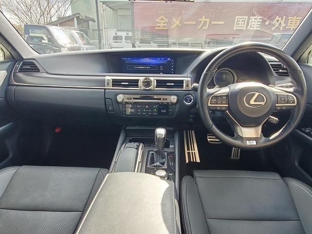 「レクサス」「GS」「セダン」「和歌山県」の中古車9