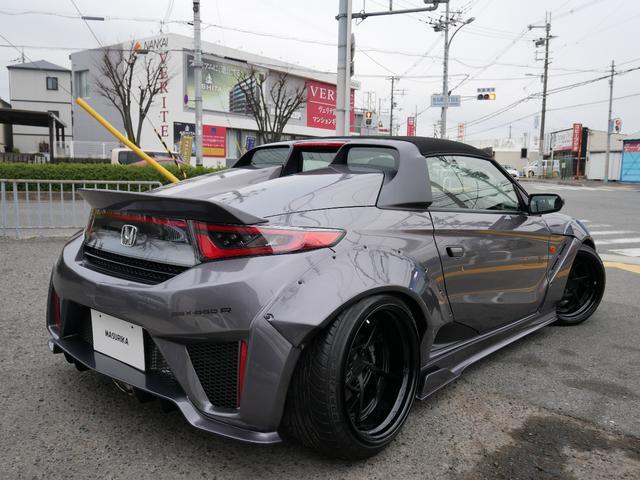 「ホンダ」「S660」「オープンカー」「大阪府」の中古車8
