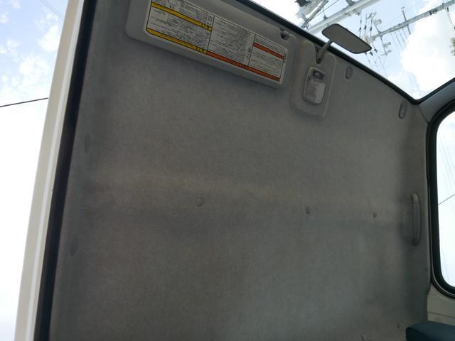 3t 強化ダンプ 低床 極東製 三方開 ETC 左電格ミラー ディーゼルターボ 中間ピン 鳥居アングル補強(36枚目)