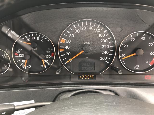 SL320 最終モデル 右ハンドル(34枚目)
