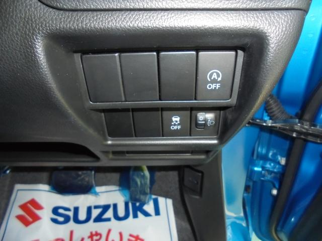 クルマの停車に合わせてエンジンを自動的に停止・再始動させるアイドリングストップが装備されています。