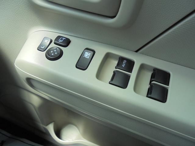 電動格納式ドアミラー装備。