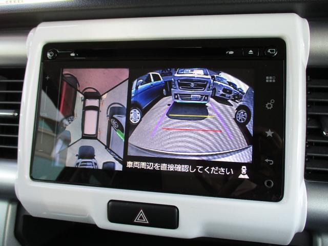 Xターボ 車検整備受け渡し・全方位カメラパッケージ・メモリーナビ・ETC装着(2枚目)