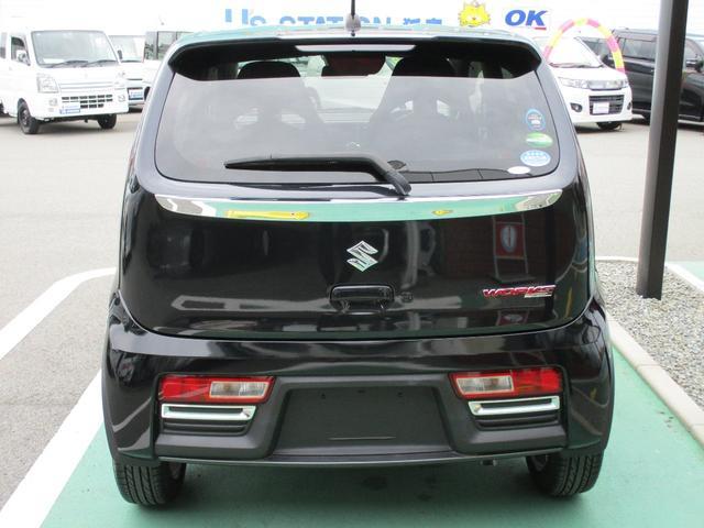 ベースグレード AT車 CDプレーヤー装着 ワークス AT車 オートギアシフト レカロシート(4枚目)