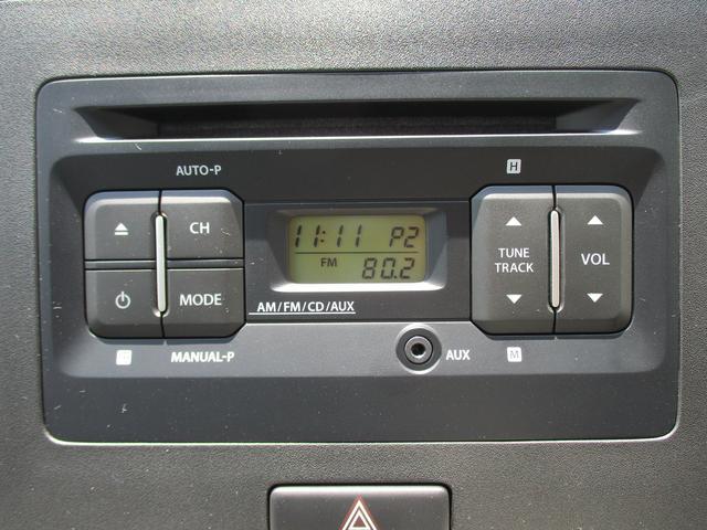 FA 当社社用車アップ CDプレーヤー装着 CDプレーヤー装着車☆彡(9枚目)